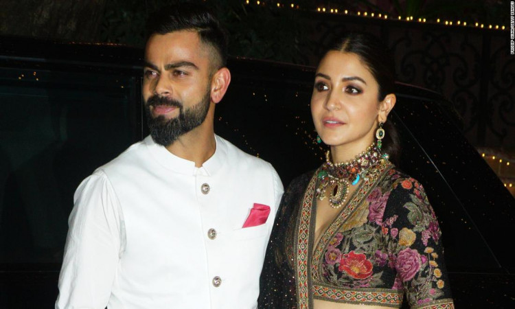 Congress spokesperson Udit Raj termed indain captain Virat Kohli as bollywood actress Anushka Sharma