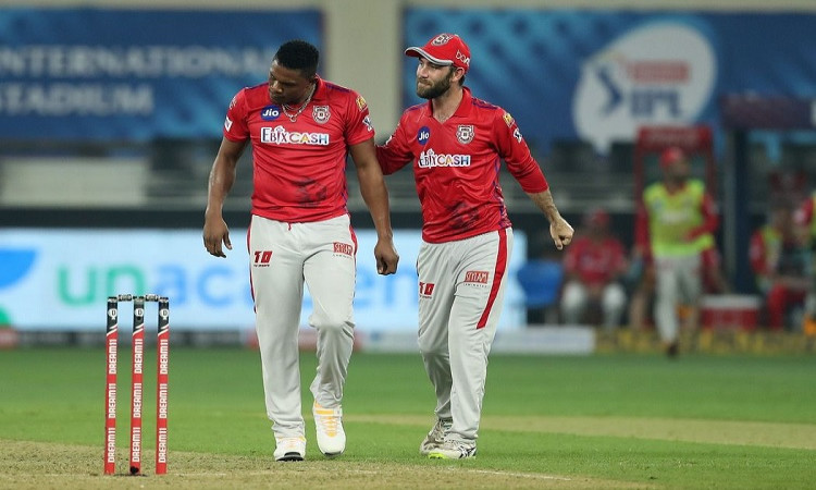 Sheldon Cottrell and Maxwell