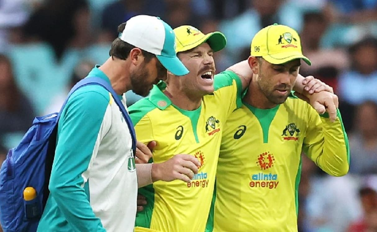 D'Arcy Short replaces injured David Warner for T20Is vs India, Pat Cummins rested