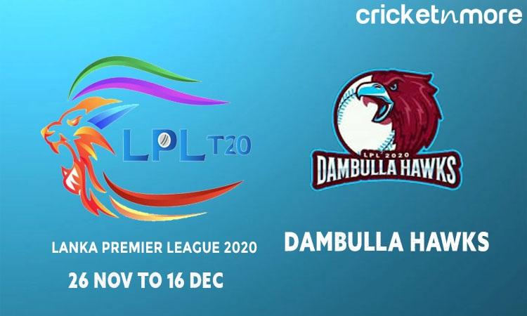 Dambulla Hawks Schedule & Squads