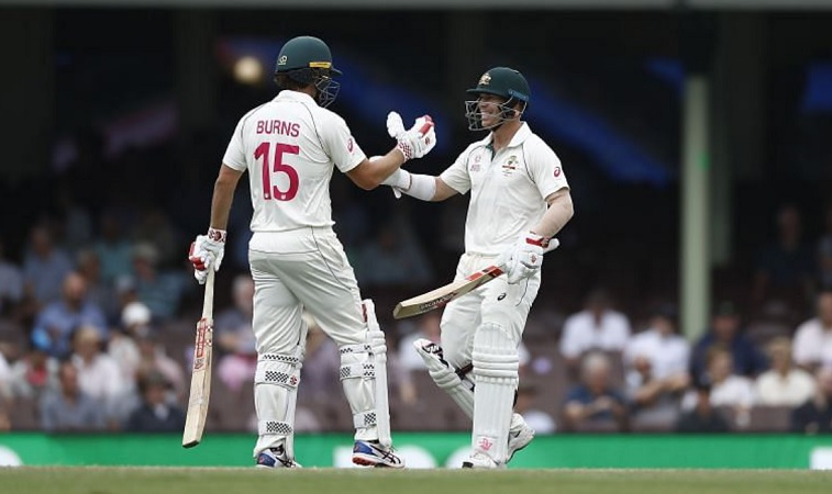 David Warner And Joe Burns To Open In Tests Vs India says Justin Langer