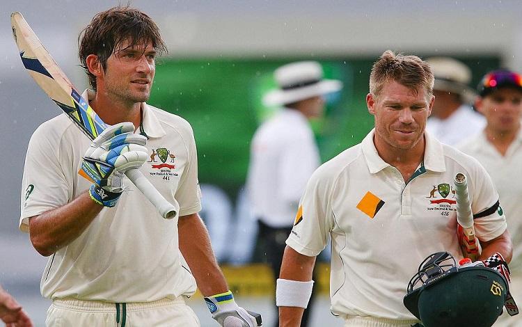 David Warner backs his opening partner Joe Burns to in India Tour of australia