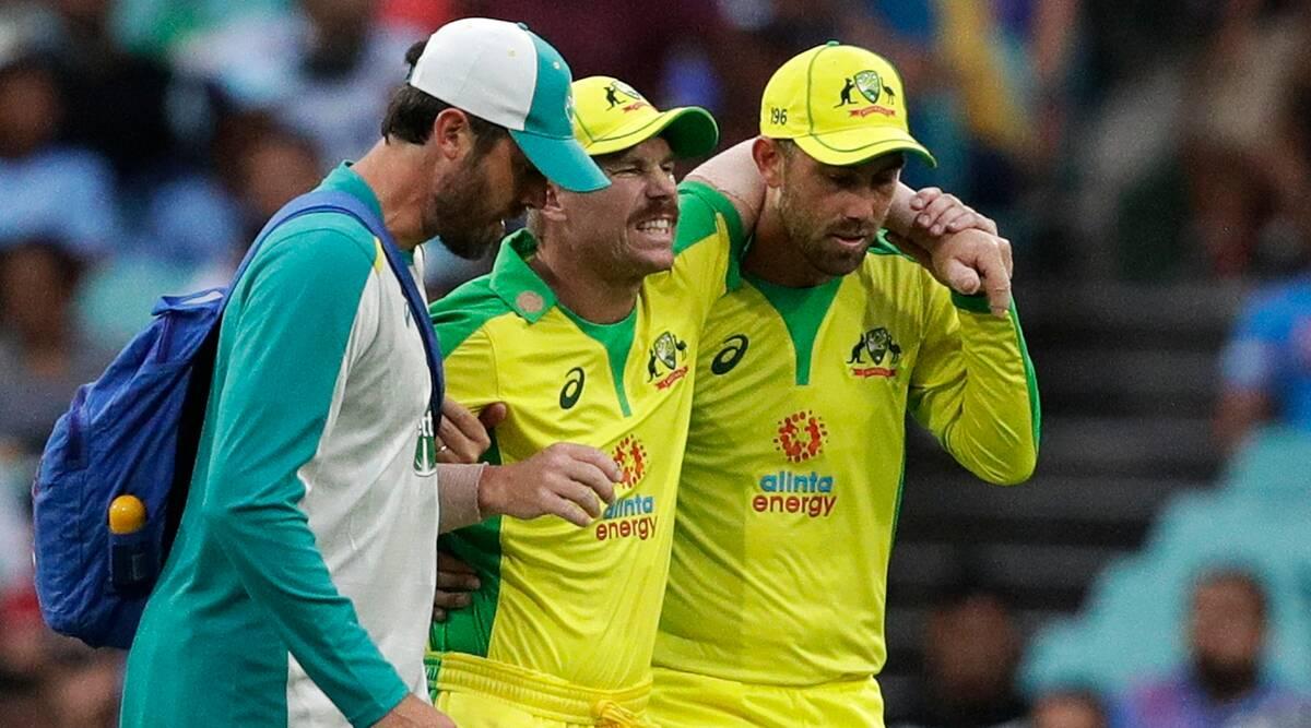 after David Warner injury Marnus Labuschagne ready to open for Australia in hindi