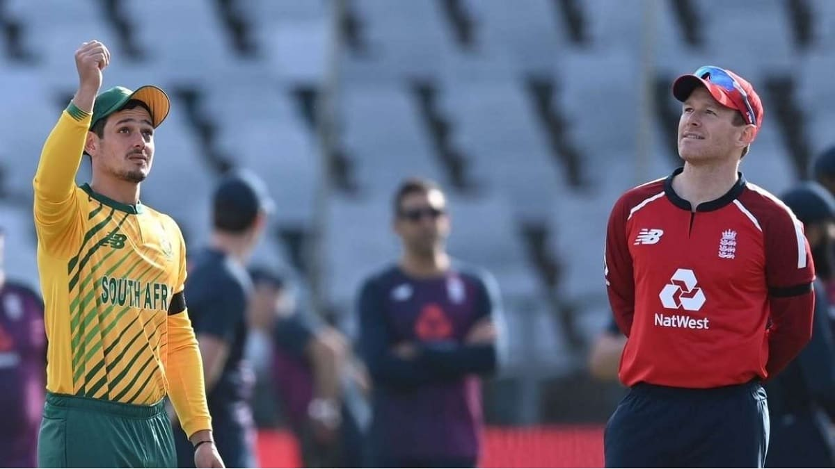 Eng vs SA 2nd T20