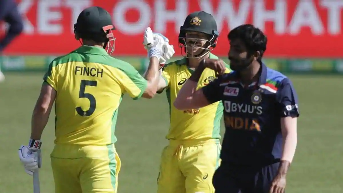 Finch And Warner Push Australia To 169/1 In 30 Overs