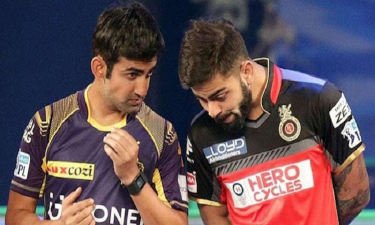 Former India batsman Gautam Gambhir Says RCB never deserved to qualify for the playoffs in hindi
