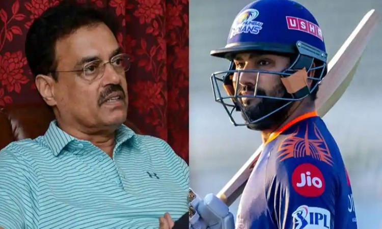Former chief selector Dilip Vengsarkar raised question over Rohit Sharma fitness in hindi