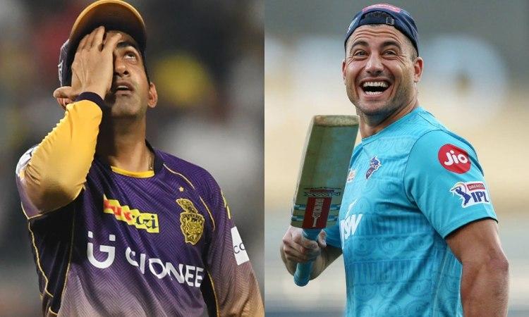 Gautam Gambhir picks Marcus Stoinis as captain of his fantasy XI for the IPL 2020 final gets trolled