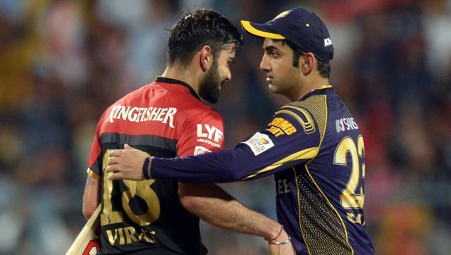 Gautam Gambhir talks about rcb captain Virat Kohli credentials as captain in hindi
