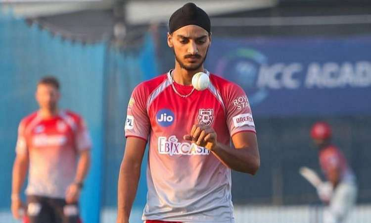 I was also about to go canada And then my life changed says kxip bowler Arshdeep Singh