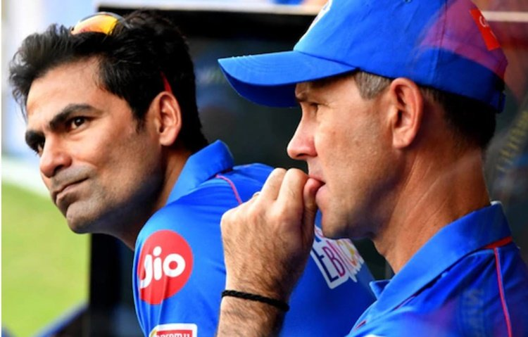 IPL 2020 Delhi Capitals assistant coach Mohammad Kaif says DC Players are feeling a bit of pressure