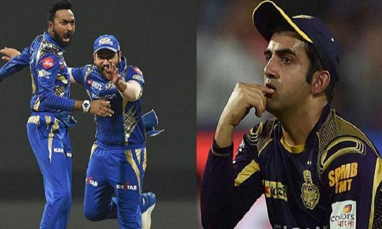 IPL 2020 former indian cricketer Gautam Gambhir talks about how Mumbai Indians can be stopped in thi