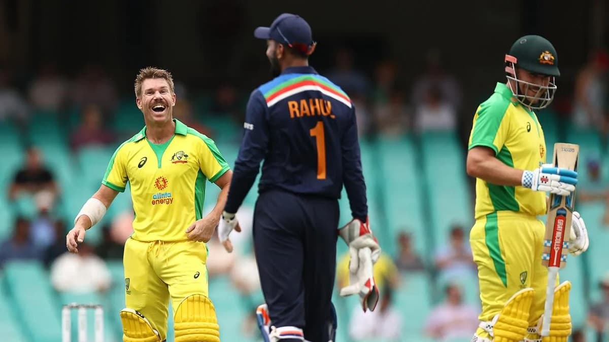 Ind vs Aus Warner's Injury Will Be Good For Our Team, Says Rahul