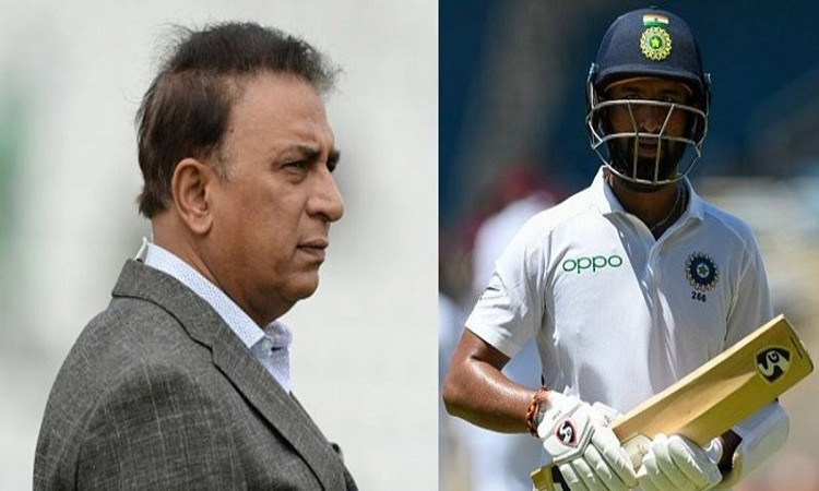 Sunil Gavaskar says Cheteshwar Pujara should be allowed to play the game he knows best