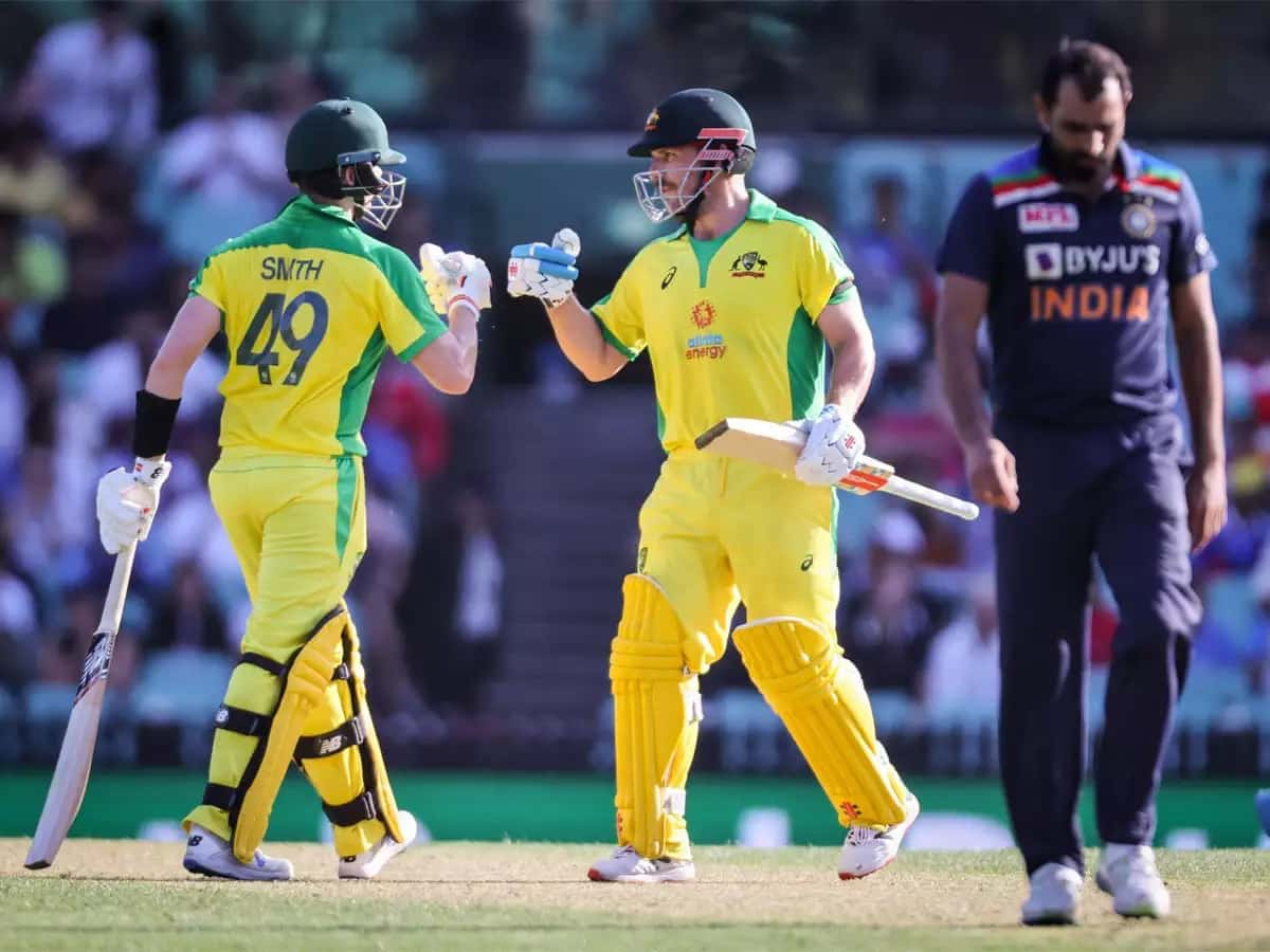 India vs Australia, 1st ODI India Tour Of Australia 2020-21