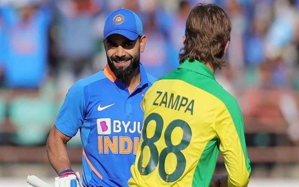 India vs Australia 1st ODI Stats Preview