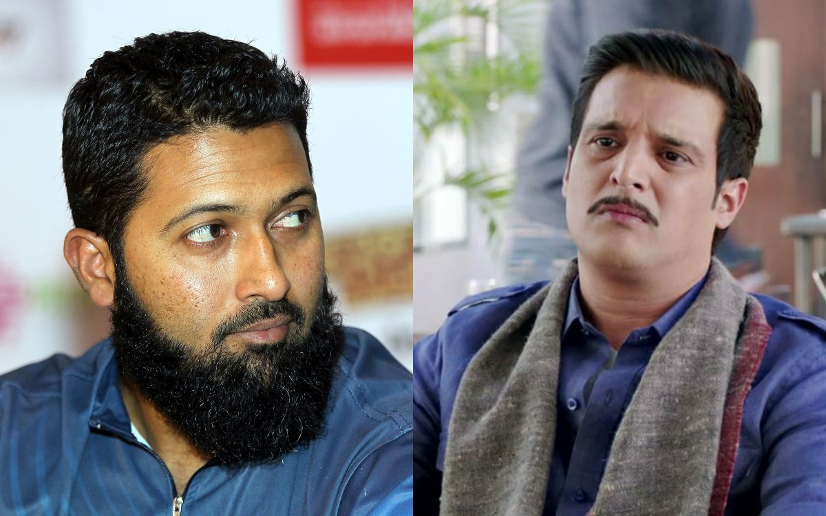 India vs Australia Wasim Jaffer slams pakistan cricket expert Mazher Arshad in hindi