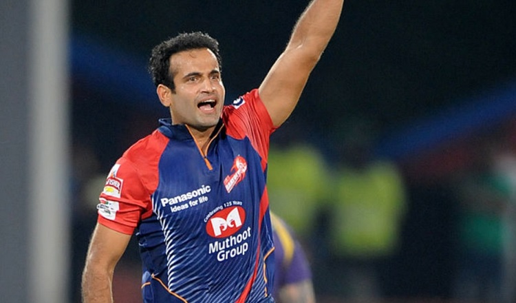 Irfan Pathan to play for Kandy Tuskers in Lanka Premier League 2020