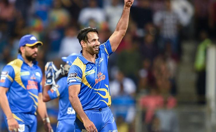 Irfan Pathan Lanka Premier League