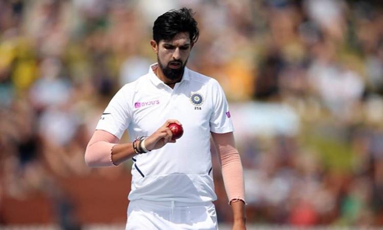 Ishant Sharma Team India