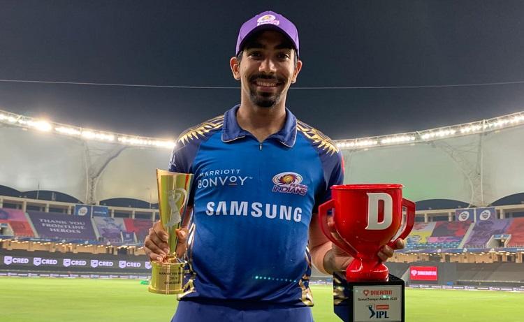 Jasprit Bumrah and Jofra Archer bowled most dot balls in 2020 IPL