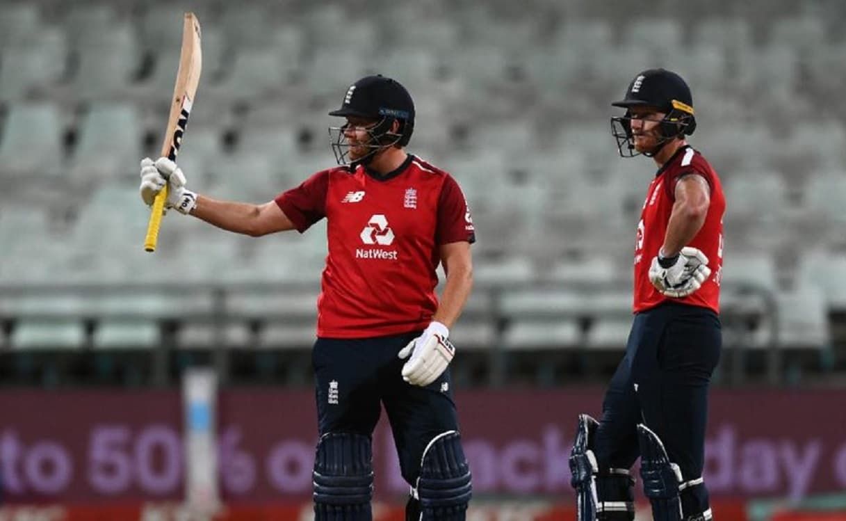 Jonny Bairstow's fiery knock guides England to win in first T20I vs South Africa