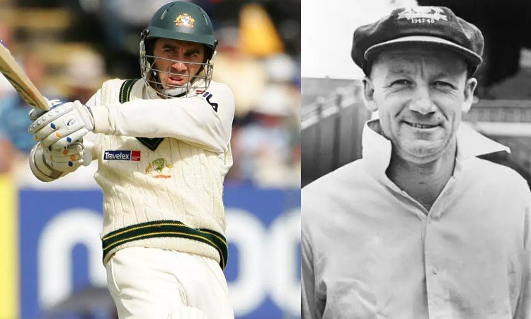 When Justin Langer sought Don Bradman's help to tackle medium pacers