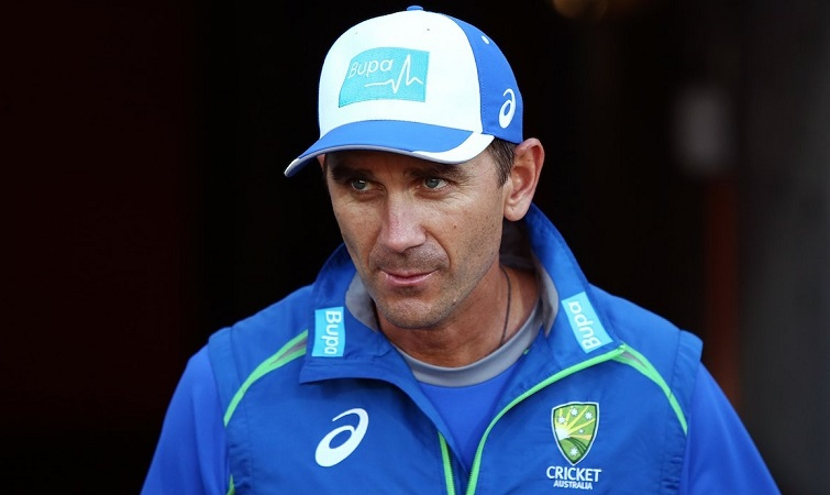 Justin Langer Cricket Australia