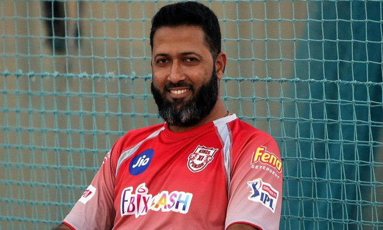 KXIP batting coach Wasim Jaffer share a double meaning meme on IPL 2020 playoffs spot in hindi