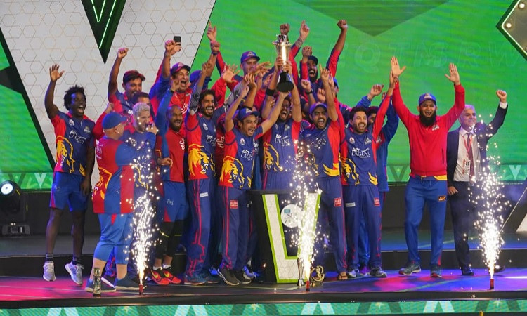 Babar Azam and Bowlers lift Karachi Kings to maiden PSL title