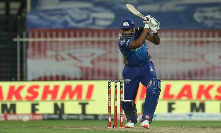 Mumbai Indians set 150 runs target for sunrisers hyderabad