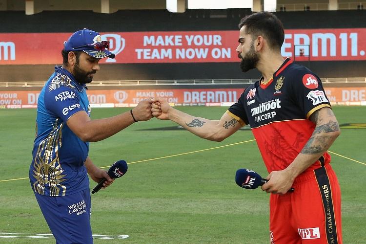 Kohli and Rohit Sharma