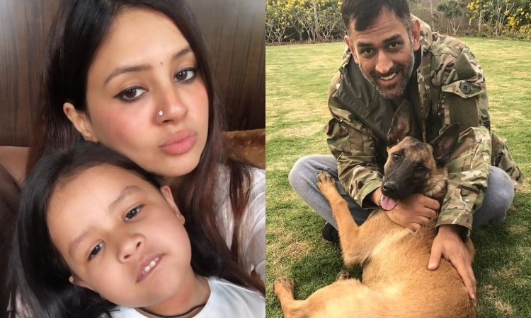 MS Dhoni wife Sakshi discloses a few secrets of her life in hindi