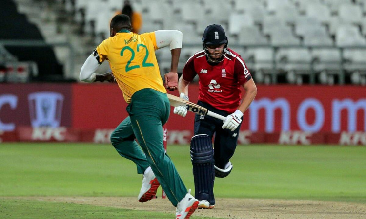 Dawid Malan helped England to series win against South Africa