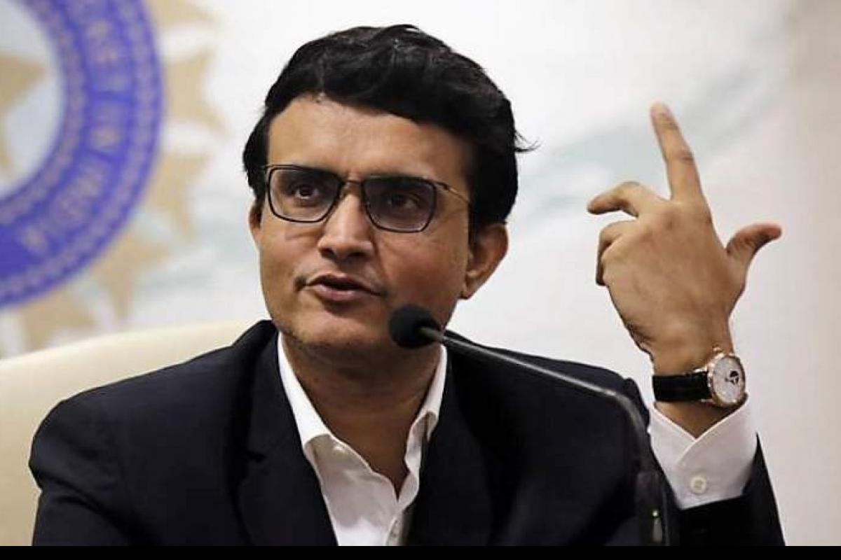 Mamata Banerjee Party TMC MP Sougata Ray slams bcci president Sourav Ganguly in hindi