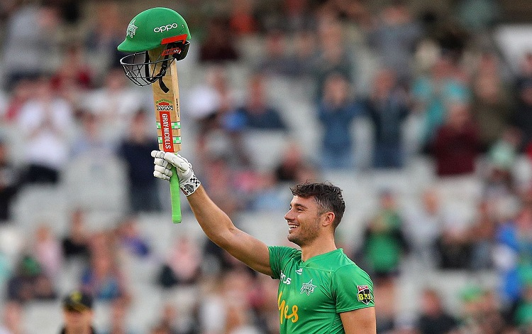 Marcus Stoinis is ready to bat in the lower order in hindi