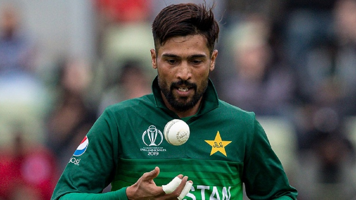 Mohammad Amir says It would have been great to bowl to virat Kohli and Rohit sharma in hindi