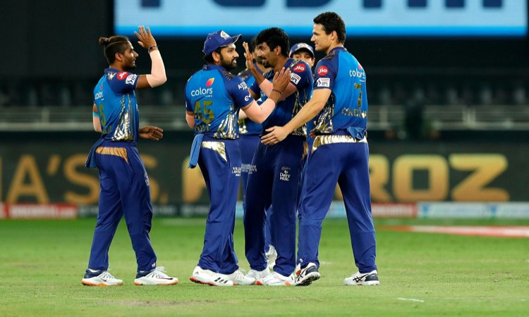Mumbai Indians IPL 2020 Final