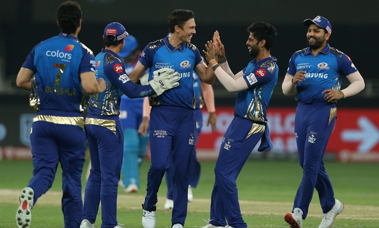 Mumbai Indians beat Delhi Capitals by 6 wickets to win ipl 2020 title