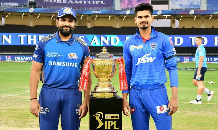 Mumbai Indians vs Delhi Capitals IPL 2020 Final Probable XI Head to Head Record