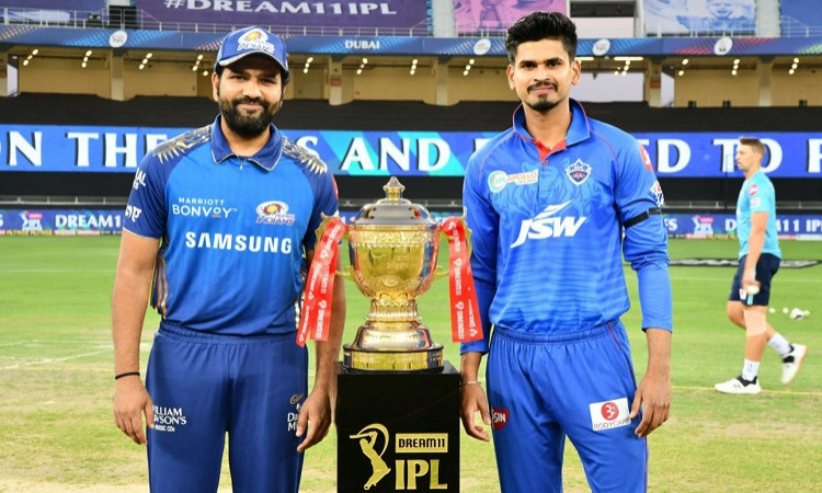 Delhi Capitals opt to bat first against Mumbai Indians in IPL 2020 Final