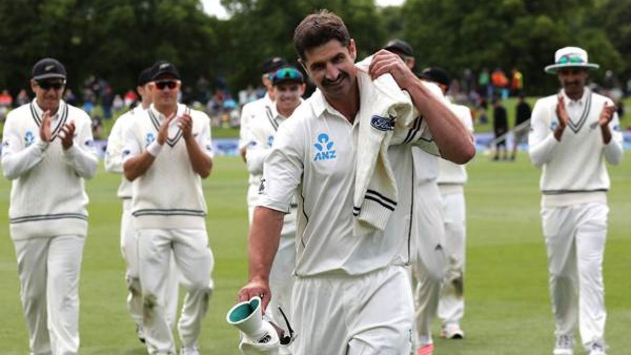NZ v WI 2020 Colin de Grandhomme ruled out of test series against West Indies