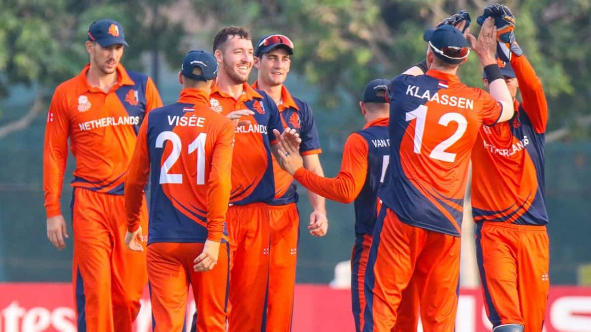 ODI Series Between England And Netherlands Postponed Due To Covid-19