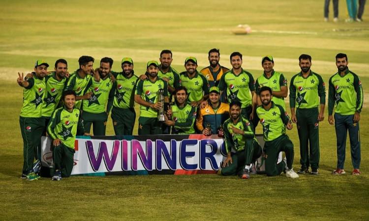 Pakistan beat Zimbabwe by 8 wickets, sweep T20 series 3-0
