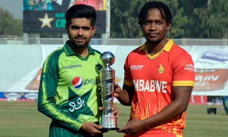 Pakistan opt to bowl first against Zimbabwe in second t20i