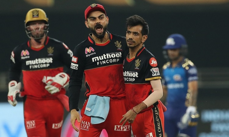 Weird initially but we adapted to empty stands says RCB skipper Virat Kohli