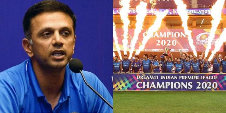 Rahul Dravid on Mumbai Indians