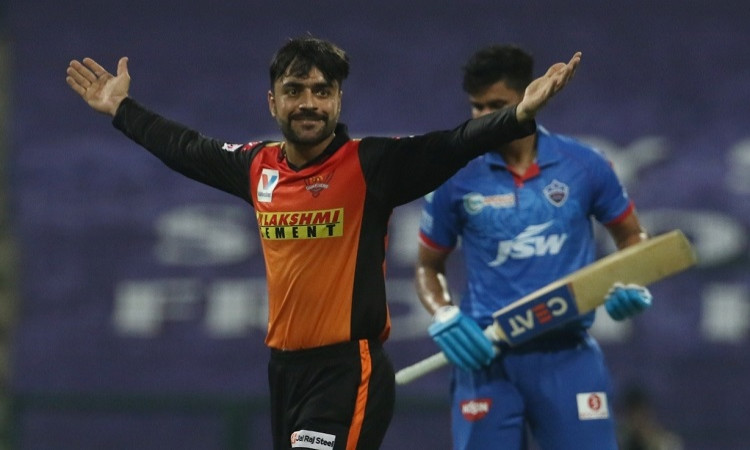 SRH's Rashid picked wickets, conceded less than run-a-ball