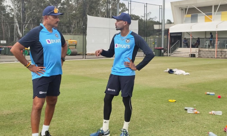 Ravi Shastri feeling great to get back to business