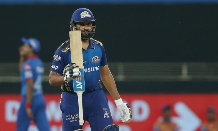 Rohit Sharma creates History against Delhi Capitals in IPL 2020 Final